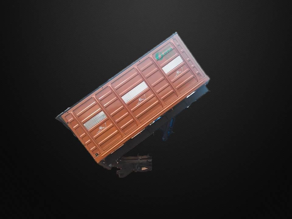 Caja de Volteo